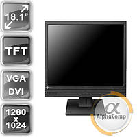 "Монитор 18.1"" EIZO FlexScan L665 (TN/5:4/VGA/DVI) class A БУ"