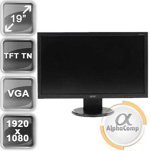 """Монитор 19"""" Acer V193HQL b (16:10/VGA) class A БУ"""
