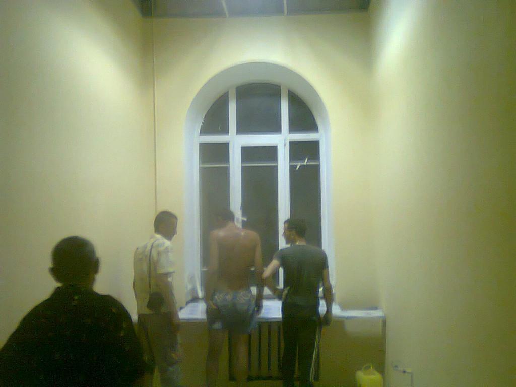 капитальный ремонт в кабинетах г.Киев судебной администрации Украины на ул. Липской 18\5 4