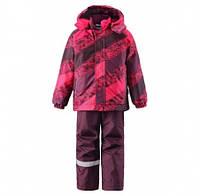 Комплект зимний , куртка и комбинезон Lassie by Reima 723693B, цвет 3521