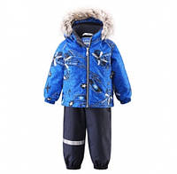 Комплект зимний , куртка и комбинезон Lassie by Reima 713695B, цвет 6511