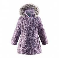 Пальто зимнее для девочки Lassie by Reima 721698, цвет 5121