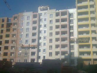 Утепления фасада жк Акварель г.Киев 2000кв.м сроки 45дней 13