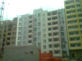 Утепления фасада жк Акварель г.Киев 2000кв.м сроки 45дней 14