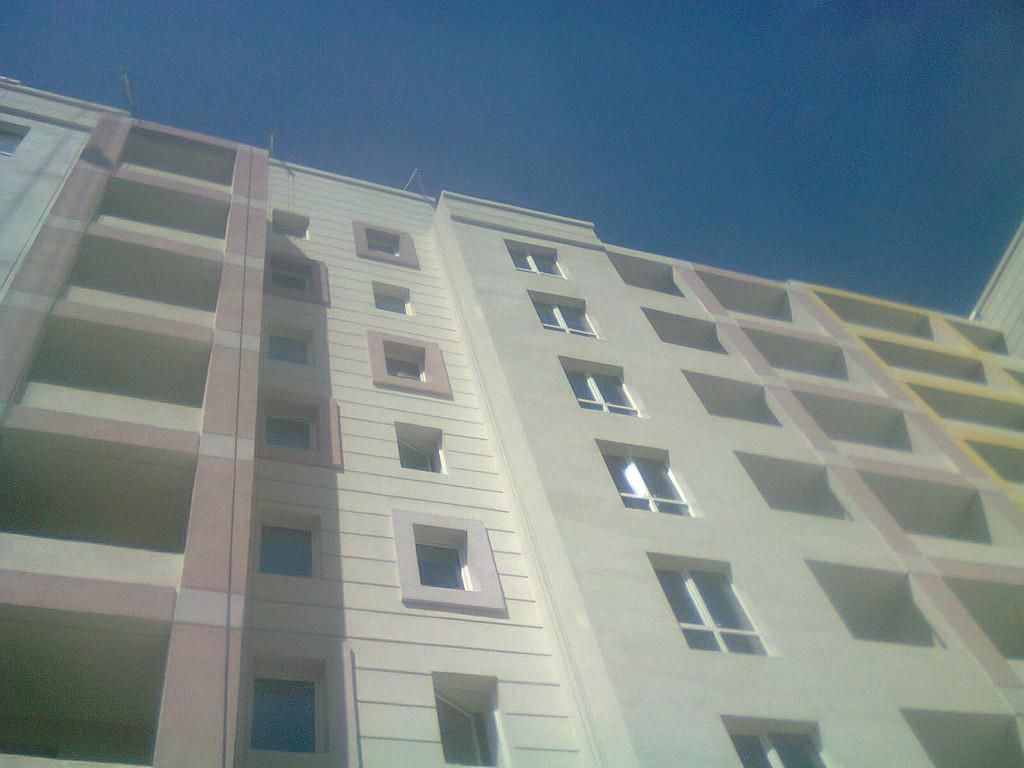 Утепления фасада жк Акварель г.Киев 2000кв.м сроки 45дней 16