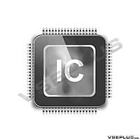 Микросхема управления зарядкой и USB MAX8929EWA / 1001-001646 Samsung C3300 Champ, 25 пин