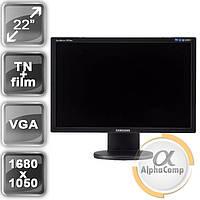 """Монитор 22"""" Samsung 2243NW (VGA) class A БУ"""