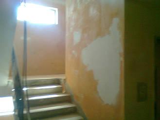 ремонт подъездов г.Киев Троещина 10 домов 32 подъезда  сроки 90 дней