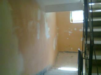 ремонт подъездов г.Киев Троещина 10 домов 32 подъезда  сроки 90 дней 1