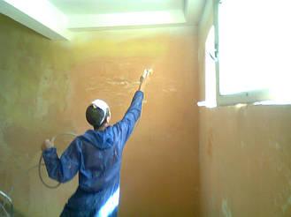 ремонт подъездов г.Киев Троещина 10 домов 32 подъезда  сроки 90 дней 6
