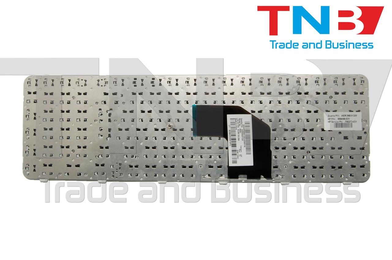 Клавиатура HP g6-2009 g6-2211 g6-2332 белая+рамка