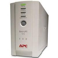 БУ ИБП APC Back-UPS CS 500VA , БЕЗ АКБ, БЕЗ КАБЕЛЕЙ (BK500-RS) (BK500-RS/ 0) (BK500- (BK500-RS/0)