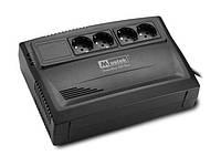 БУ ИБП Mustek PowerMust 637 Plus (MPM637P), без АКБ, БЕЗ КАБЕЛЕЙ (98-UPS-VB637)