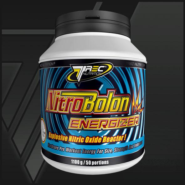Aнаболическое и энергетическое средствоm Nitrobolon Energizer - 550 г