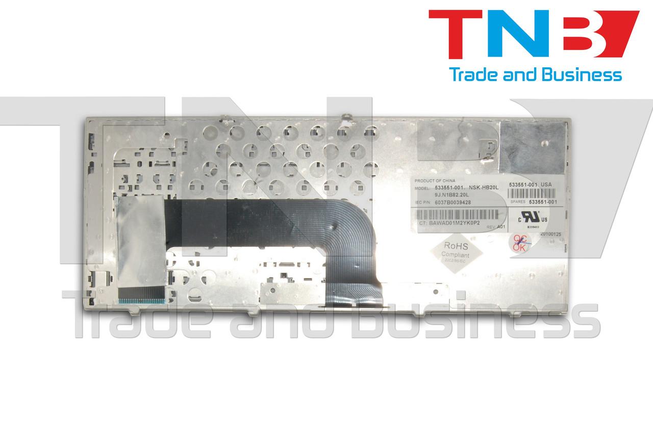 Клавиатура HP Mini 110c-1048, 110c-1050 Черная