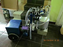 Индивидуальный доильный  аппарат АИД
