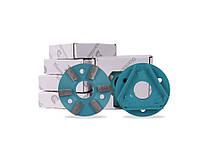 Фреза алмазная Ди-стар ФАТ-С95/МШМ 8x6 №2/50 Vortex для шлифовки бетонных и мозаичных полов
