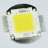 Мощный светодиод 100W cверхяркий 9000-10000LM холодный белый