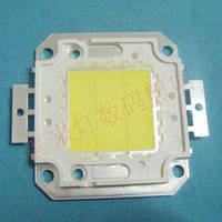 Мощный светодиод 50W cверхяркий 4500-5000LM холодный белый, фото 1
