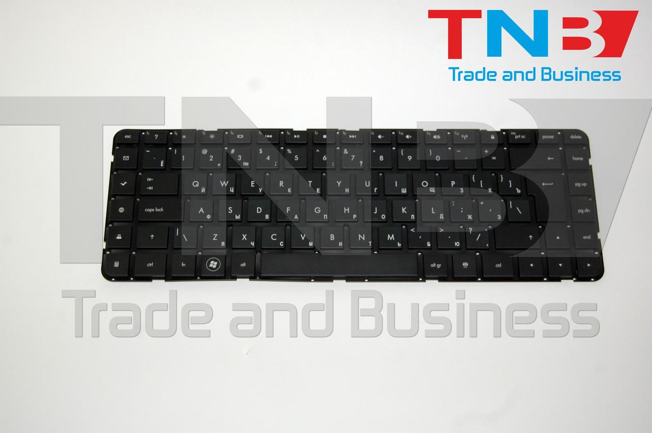 Клавиатура HP Pavilion dv6-3136 dv6-4018 верт энт