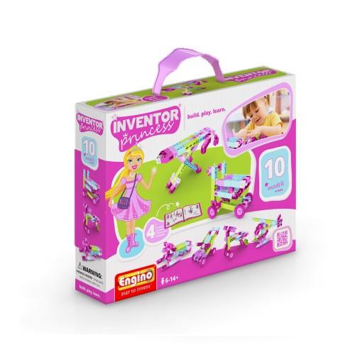 Конструктор «Engino» (IG10) Inventor Princess, 10 в 1