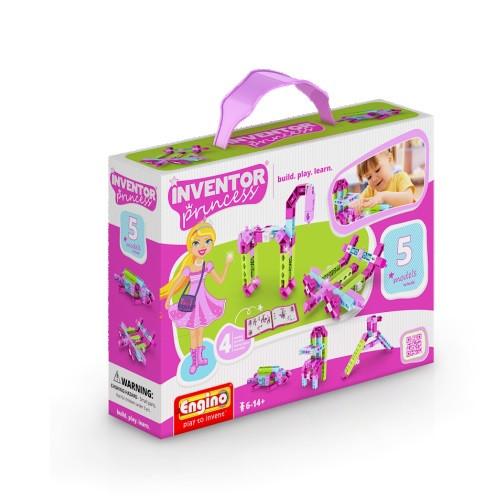 Конструктор «Engino» (IG05) Inventor Princess, 5 в 1