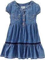 Платье джинс ТМ OldNavy (4Т)