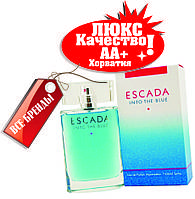 Escada Into the Blue Хорватия Люкс качество АА++ Эскада Инто зе Блю