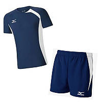Волейбольная форма Mizuno (футболка Trad Top V2GA6A11-14+шорты Trad Shorts V2GB6B31-14)