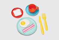 """KID O - Игровой набор посуды """"Завтрак"""""""