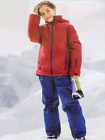 Лыжный немецкий костюм для детей и подростков на девочку мальчика рост 116