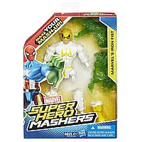 Разборные фигурки супергероев, Железный кулак - Iron Fist, Super Hero Mashers, Marvel, Hasbro
