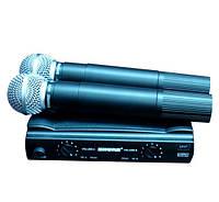 Радиосистема Shure UT4 2 микрофона f