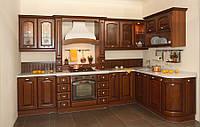 Кухня с фасадами Соренто