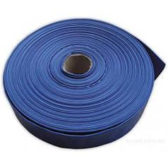 """Шланг AGRO-FLAT Blue 2"""" для фекальных насосов"""