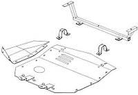 Защита двигателя и кпп на Audi A6 C4 1994-1997 (Кольчуга)тільки V-2,0; 2,5 ТD  (окрім 4х4)