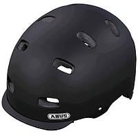 Шлем ABUS SCRAPER v.2 Velvet Black L, фото 1
