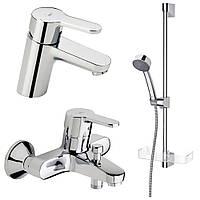 Oras Набор смесителей для ванны Oras Aquita 2910+2940+520