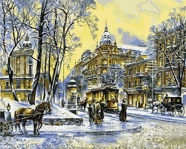 Владимирская зима