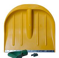 Лопата снегоуборочная пластиковая без черенка