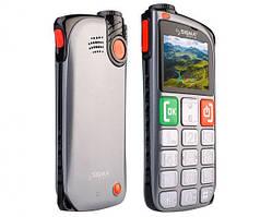 Кнопочный мобильный телефон Sigma Comfort 50 Light Dual Sim