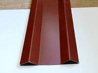 Штакетник металлический М-образный