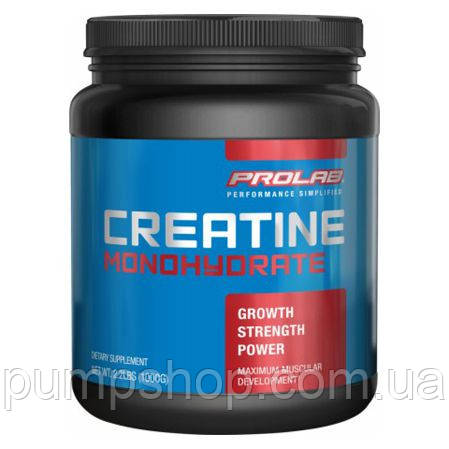 Креатин Prolab-Creatine Monohydrate Powder 1000 г