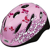 Детский шлем ABUS SMOOTY Zoom Pink Butterfly S