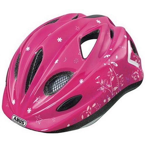 Детский шлем ABUS SUPER CHILLY Garden Pink  S