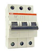 Автоматический выключатель ABB SH203-B 63A