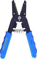 Инструмент для зачистки, опрессовки и резки провода (кабеля) HS-1043