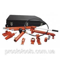 Набор для правки кузова гидравлический 10 тонн  TJG  D4531
