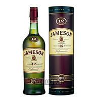Виски Бленд Ирландия  Джемисон 12 лет 1л Jameson 12 years