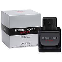 Lalique  Encre Noire Sport  100ml (tester) мужская туалетная вода (оригинал)